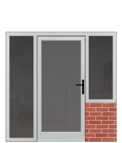 high security front doors