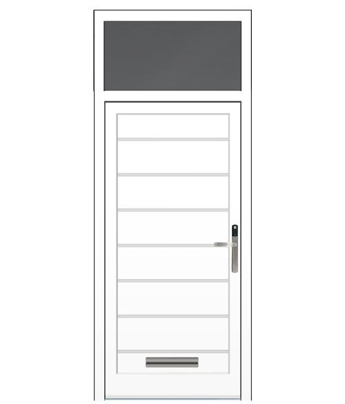 modern front doors for sale