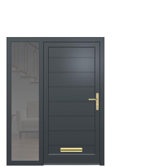buy composite front door