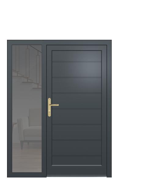 composite front door uk