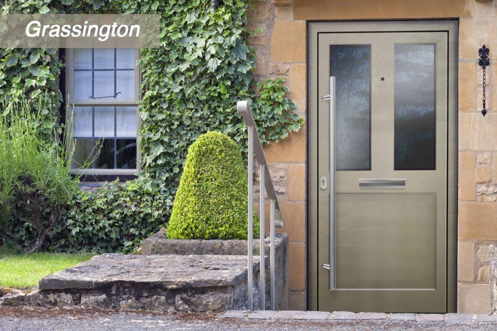 aluminium design doors