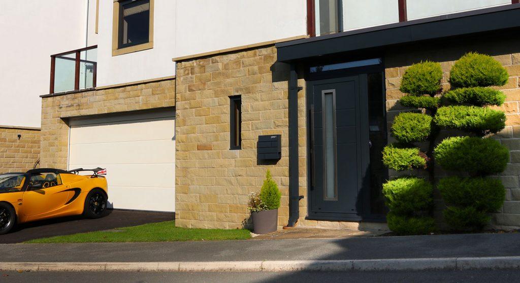 aluminium doors uk